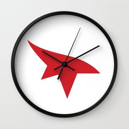 Mirror's Edge - Faith's Eye Tattoo (Logo) Wall Clock