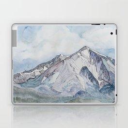 Spring  on Mount Sopris Laptop & iPad Skin