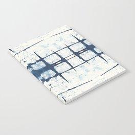 Faded Japanese Shibori Notebook