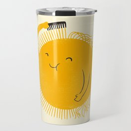 Here comes the sun Travel Mug