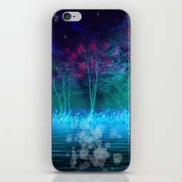 """""""Mystical Night"""" iPhone Skin"""