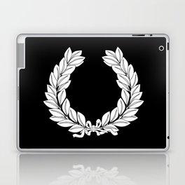 Laurel Half Tone Laptop & iPad Skin