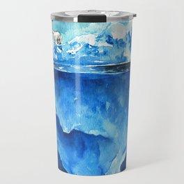 I'm Used To It - Print Travel Mug