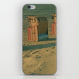 The lonesome four iPhone Skin
