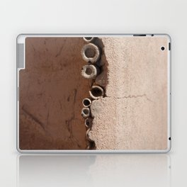 rotated rustic roof Laptop & iPad Skin