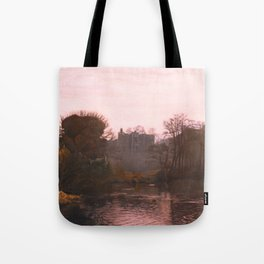 Guys Cliffe House Warwick England Tote Bag