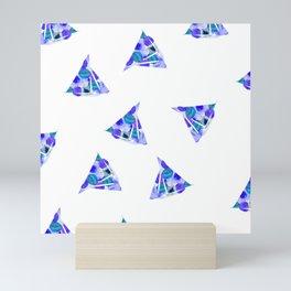 sail away Mini Art Print