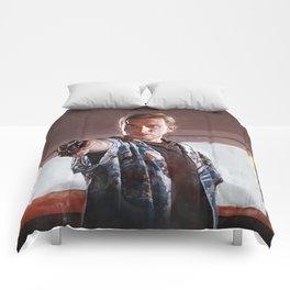 Open The Case - Pulp Fiction Comforters