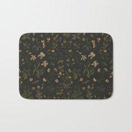 Old World Florals Bath Mat