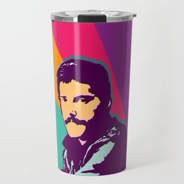Queen - Freddie M Travel Mug