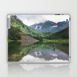 Fly Fishing Laptop & iPad Skin