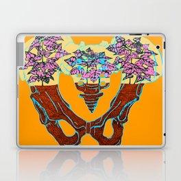 Pelvic Terrarium Laptop & iPad Skin
