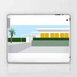 mid-century modern house one Laptop & iPad Skin