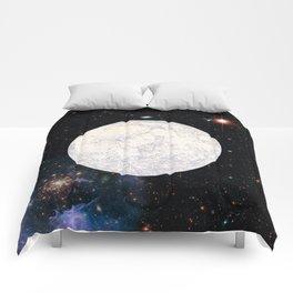 Moon machinations Comforters