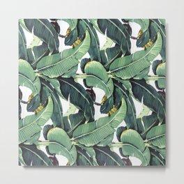 The Golden Girls Blanche Devereaux Banana Leaves Tapestry Metal Print