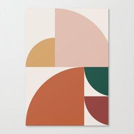 Abstract Geometric 10 Canvas Print