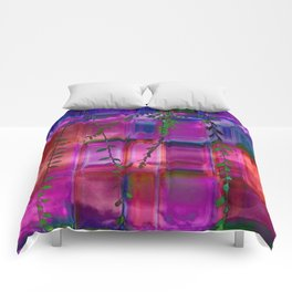 Infused colors Comforters