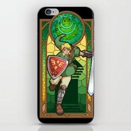 Link Hero Of Courage iPhone Skin