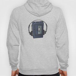 Walkman portable cassette recorder Hoody