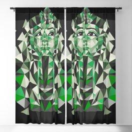 Ghost of Tutankhamun Blackout Curtain