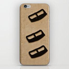 Three Wise Yadoo's  iPhone Skin