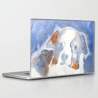 belle Laptop & iPad Skins featuring Belle by KAZUMI
