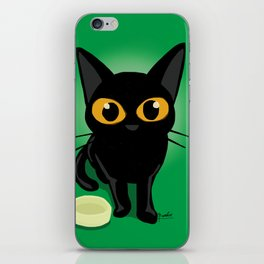 Magical eyes iPhone Skin