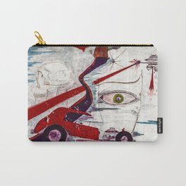 My minds eye when I was I was eighteen Carry-All Pouch