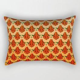 deco tiles Rectangular Pillow