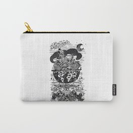 Trust in Chaos Carry-All Pouch