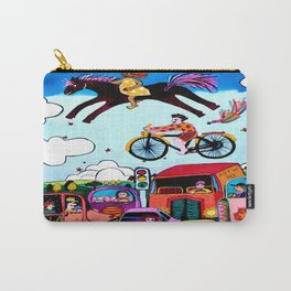 THERE ARE ALWAYS ALTERNATIVES Carry-All Pouch