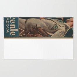 Vintage poster - La Rinascente Rug