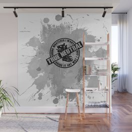 True Neutral RPG Game Alignment Wall Mural