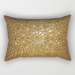 Stars of Morocco Rectangular Pillow