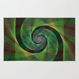Spiral Rug