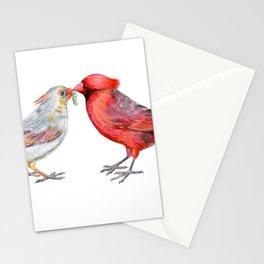 I Grub You by Teresa Thompson Stationery Cards