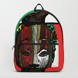 Oni, four ways Backpack