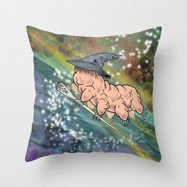 Tardigrandalf Throw Pillow