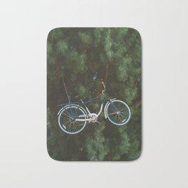 Bicycle Tree Bath Mat