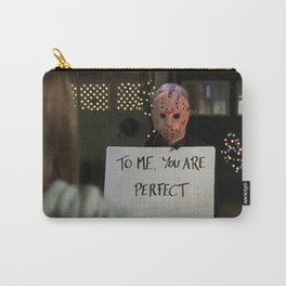 JASON VORHEES IN LOVE ACTUALLY Carry-All Pouch