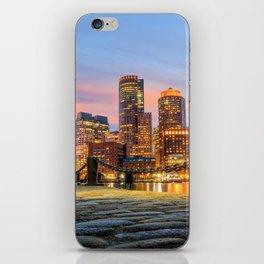 Boston 01 - USA iPhone Skin
