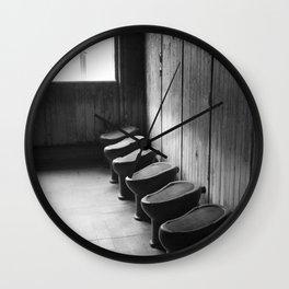 Human Elimination Wall Clock