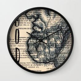 THE SAME GOD  Wall Clock
