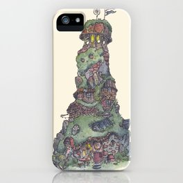 The Lighthouse. iPhone Case