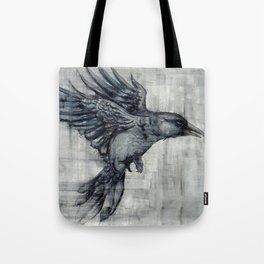 fray Tote Bag