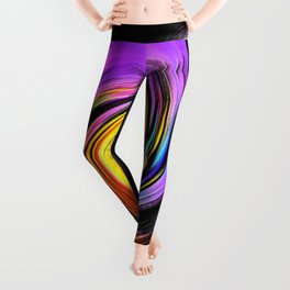 Abstract Perfection 26 Leggings