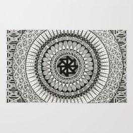 Mandala3 Rug