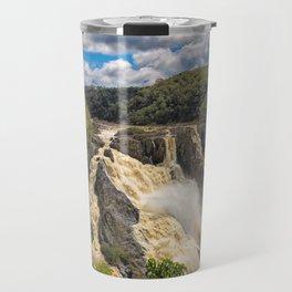 Magnificent Barron Falls in Queensland Travel Mug