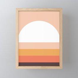 Sunseeker 03 Framed Mini Art Print