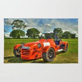 Sportscar - MNR Vortix Rug